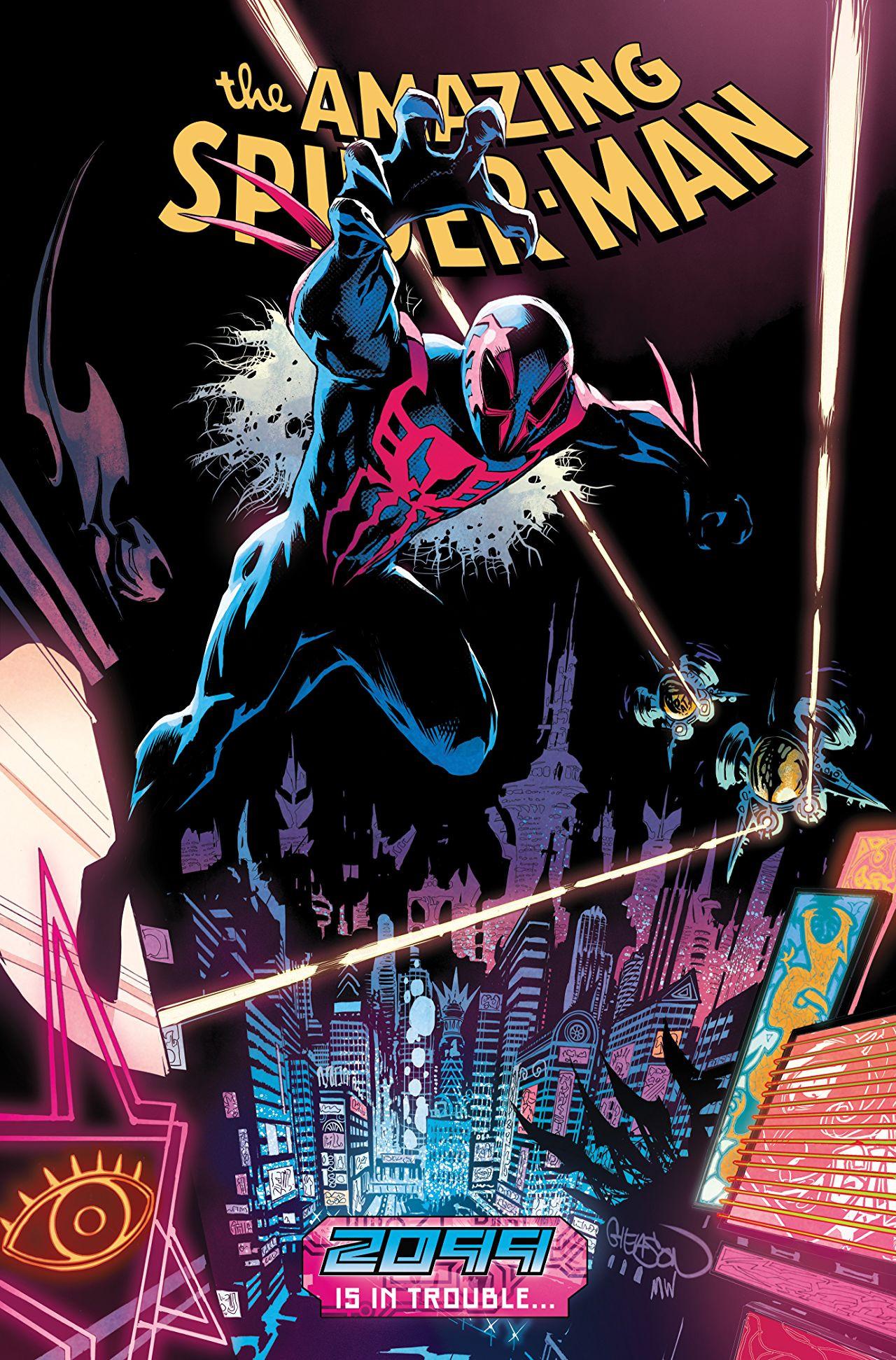 Amazing Spider-Man by Nick Spencer Vol 1 7: 2099