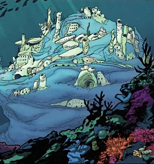 Atlantean Settlement (Barents Sea)