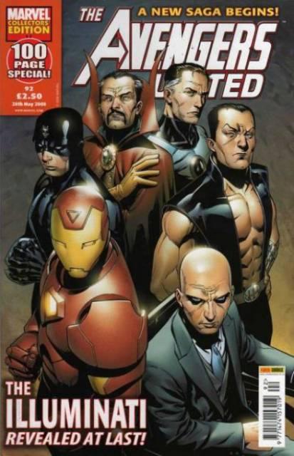 Avengers United Vol 1 92