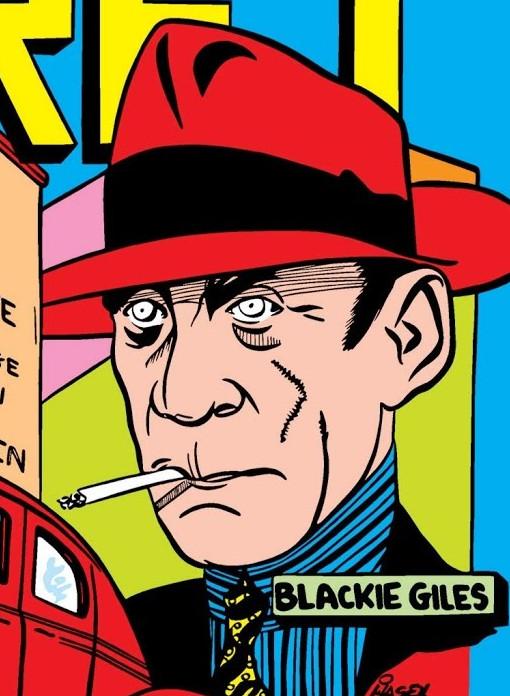Blackie Giles (Earth-616)
