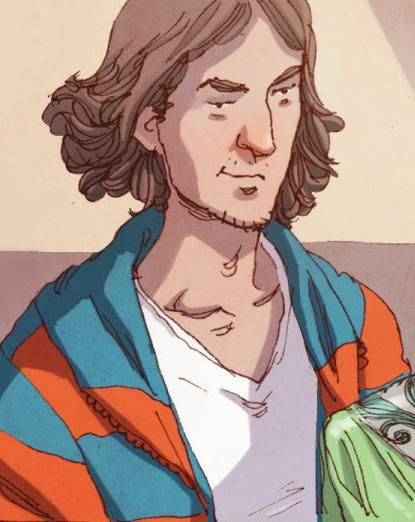 Bruno Carrelli (Earth-616)