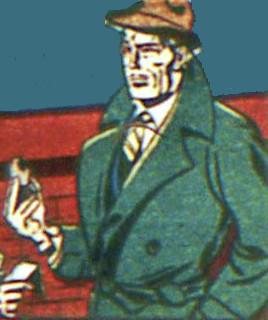 Inspector Crane (Earth-616)