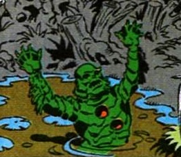 Creature from the Black Lagoon (Earth-9047)