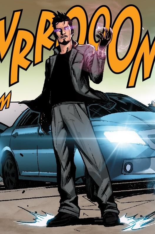 David Bond (Earth-616)