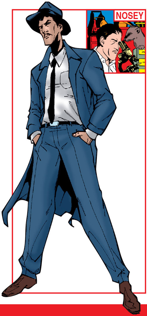 Dennis Piper (Earth-616)