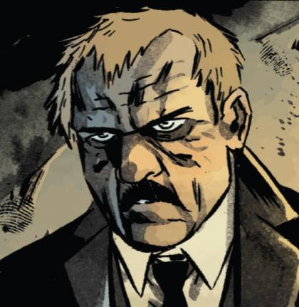 Detective Flint (Earth-616)