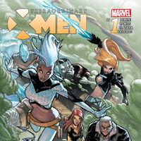 Extraordinary X-Men #1 Hip Hop Variant Marvel Comics 1st Print
