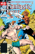 Fantastic Four Vol 1 404
