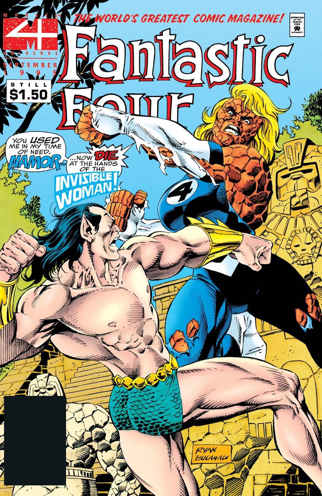 Fantastic Four Vol 1 404