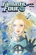 Fantastic Four Vol 6 33 Momoko Variant