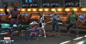 Guardians of the Galaxy (Earth-TRN258)