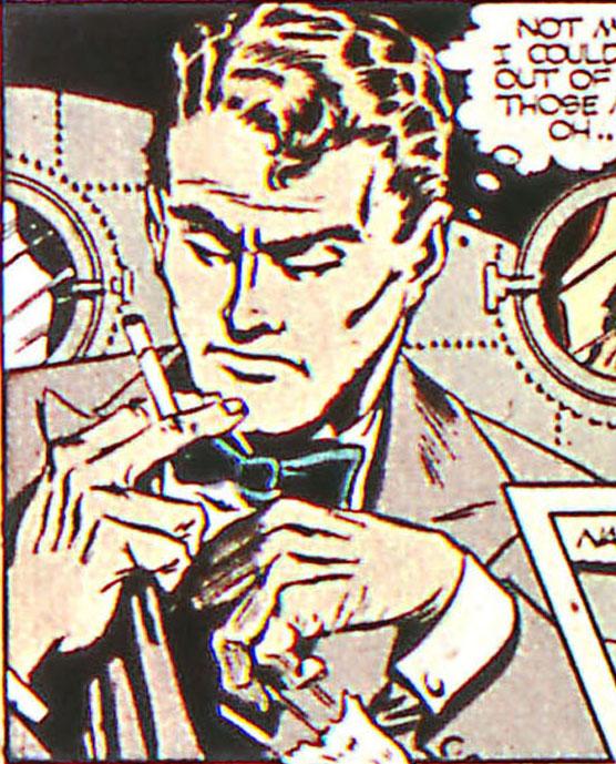 Hal Jordens (Earth-616)