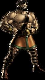 Hercules Panhellenios (Earth-12131)