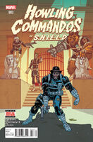 Howling Commandos of S.H.I.E.L.D. Vol 1 3