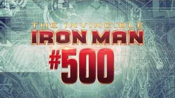 Invincible Iron Man 500 Trailer