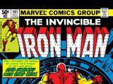 Iron Man Vol 1 141