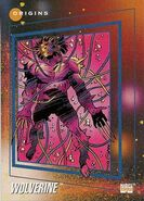 James Howlett (Earth-616) from Marvel Universe Cards Series III 0002