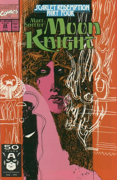 Marc Spector: Moon Knight Vol 1 29