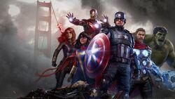 Marvel's Avengers (video game) box art 002 textless.jpg