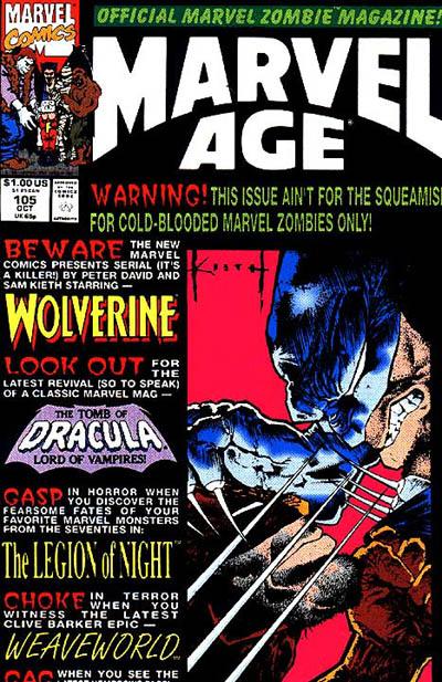 Marvel Age Vol 1 105