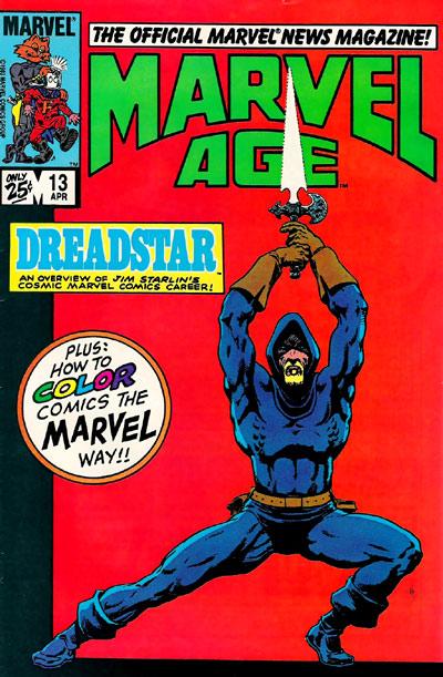 Marvel Age Vol 1 13