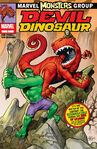 Marvel Monsters Devil Dinosaur Vol 1 1