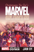 Marvel New Year's Eve Special Infinite Comic Vol 1 1