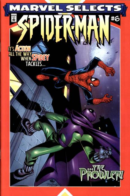 Marvel Selects: Spider-Man Vol 1 6