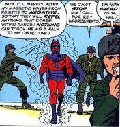 Max Eisenhardt (Earth-616) from X-Men Vol 1 1 0006