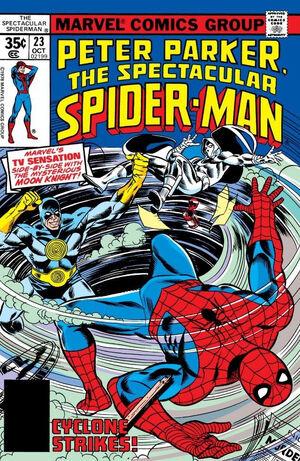 Peter Parker, The Spectacular Spider-Man Vol 1 23.jpg