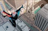 Saint Patrick's Cathedral from Spider-Man 2099 Vol 3 7 001