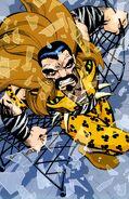 Sergei Kravinoff (Earth-616) from Spider-Man Blue Vol 1 6 001