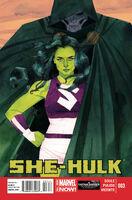 She-Hulk Vol 3 3
