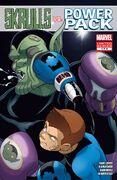 Skrulls Vs. Power Pack Vol 1 1