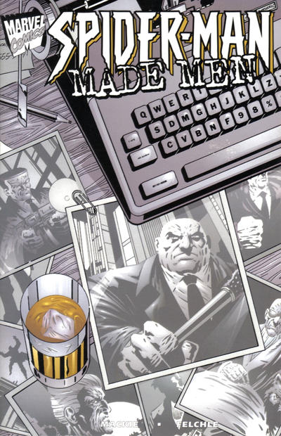Spider-Man: Made Men Vol 1 1