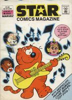 Star Comics Magazine Vol 1 4
