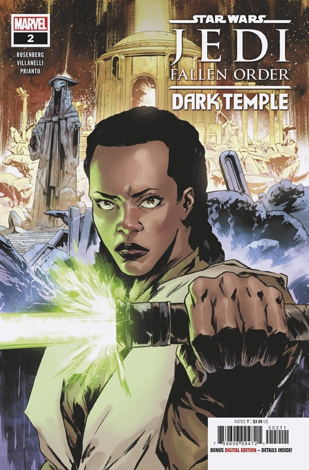 Star Wars: Jedi Fallen Order - Dark Temple Vol 1 2
