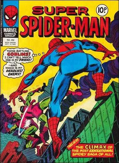 Super Spider-Man Vol 1 292