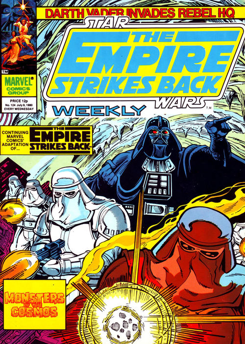 The Empire Strikes Back Weekly (UK) Vol 1 124