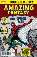 True Believers Amazing Fantasy Starring Spider-Man Vol 1 1