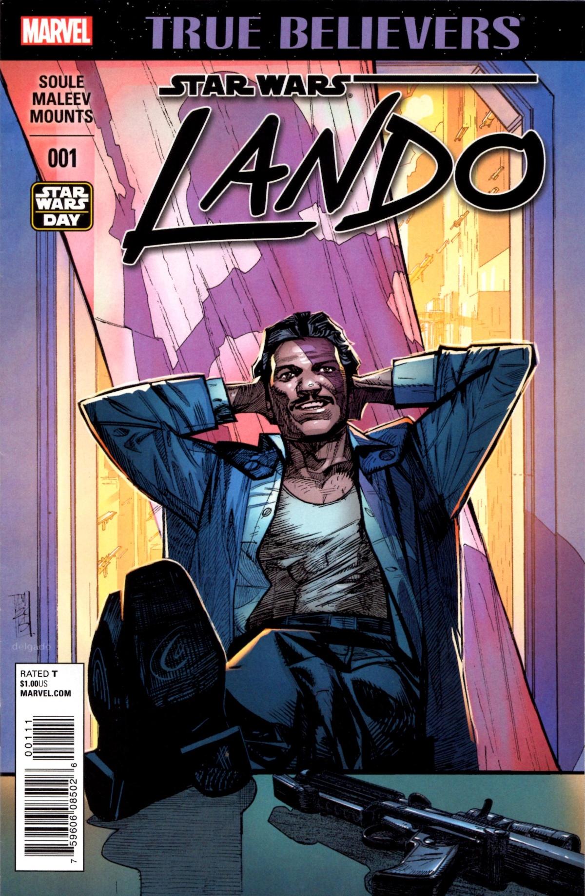 True Believers: Lando Vol 1 1