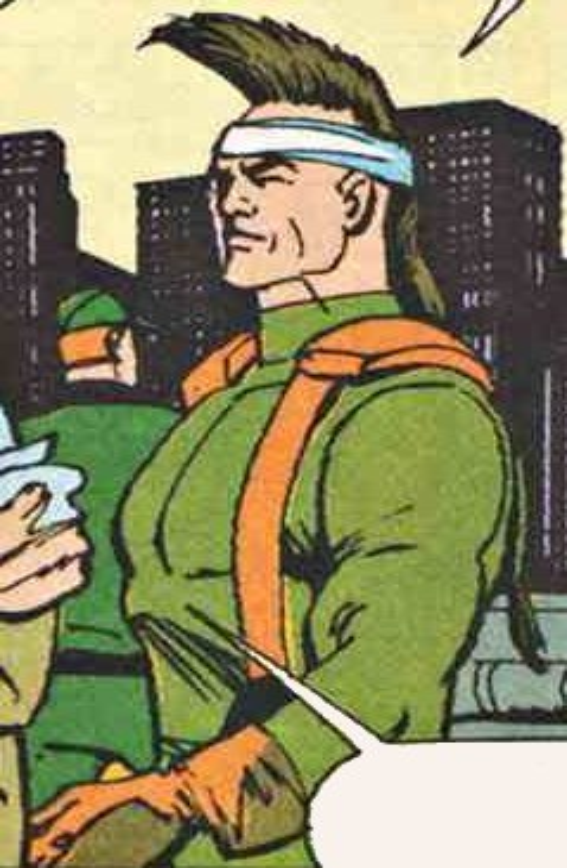 Victor Barlow (Earth-616)