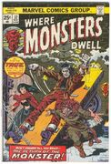 Where Monsters Dwell Vol 1 32