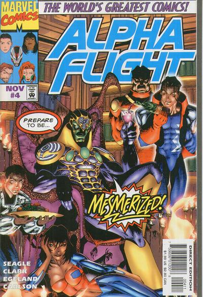 Alpha Flight Vol 2 4