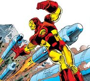 Anthony Stark (Earth-616) from Iron Man Vol 1 277 cover