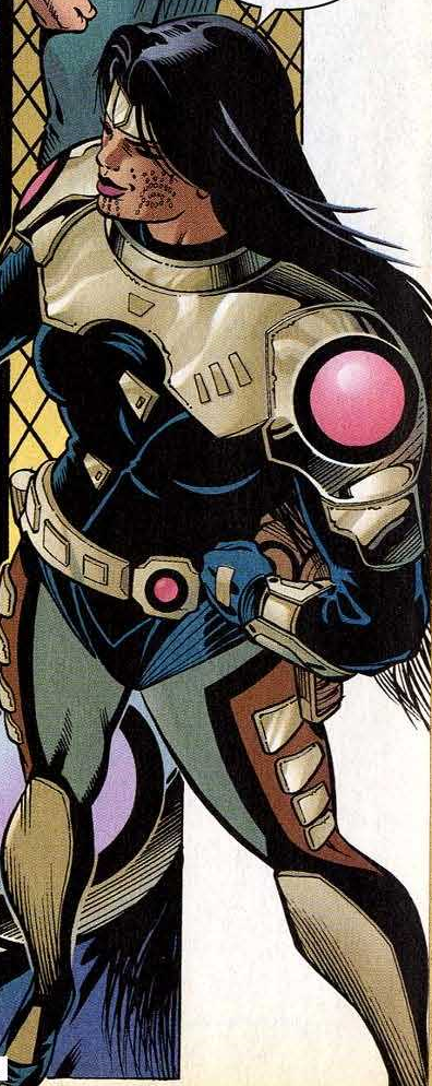 Araoha Tepania (Earth-616)