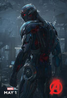 Avengers Age of Ultron poster 011