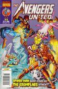 Avengers United Vol 1 12