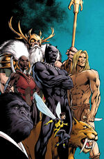 Agents of Wakanda (Earth-616)
