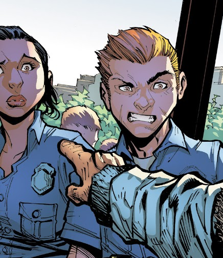Brentwood Police Department (Earth-616)